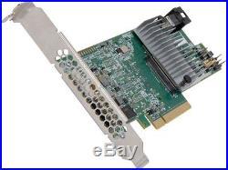 LSI 9300 MegaRAID SAS 9361-4i (LSI00415) PCIe 3.0 x8 SATA/SAS 12Gb/s RAID HBA