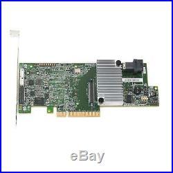 LSI 9300 MegaRAID SAS 9361-4i PCIe 3.0 x8 SATA/SAS 4-Port 12Gb/s RAID Controller
