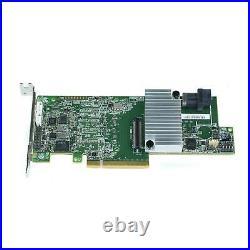 LSI 9300 MegaRAID SAS 9361-4i PCIe x8 SATA/SAS 4-Port 12Gb/s RAID Controller SFF
