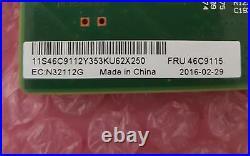 LSI 9340-8i ServRAID M1215 SAS/SATA PCIe Raid Controller 46C9115 H3-25499-03D