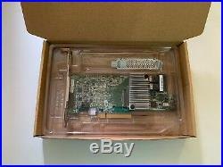LSI 9361-8i 1GB SAS SATA 8-port PCI-E 12Gb RAID Controller Card