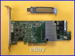 LSI 9361-8i 1GB SAS SATA 8-port PCI-E 12Gb RAID Controller Card LSI00417