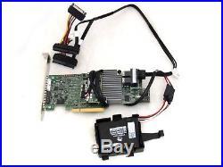 LSI 9361-8i SAS SATA PCI-E 12Gb RAID Card LSI00417 with battery& SAS cable SS3