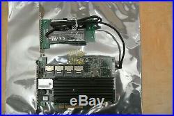LSI 9750-16I4E L3-25243-25A 6GBPS 16INT 4EXT PCI-E SAS SATA RAID Controller