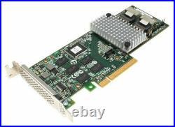 LSI 9750-8i SAS/SATA RAID Controller // // PCIe x8 // 6 Gb/s