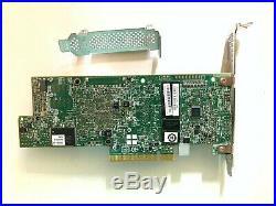 LSI Broadcom Megaraid 9361-8i SATA SAS RAID Controller 12G Avago 1GB PCIe x8 3.0