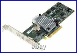 LSI L3-25121-61A 9260-4i SAS/SATA 6G RAID PCIe x8