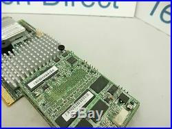 LSI LOGIC 9286-8E 6GB MEGARAID SAS 8PORT PCI-E SAS/SATA RAID Controller w 1GB ZZ
