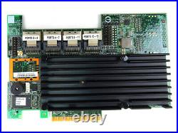 LSI LOGIC SAS9260-16I PCI-E 16-PORT SAS/SATA 6GB/S RAID CONTROLLER CARD WithO BR