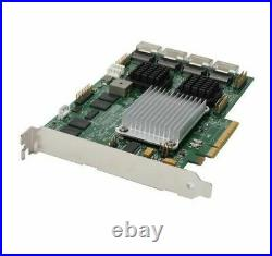 LSI LSI00137 / 84016E 16-Port PCI-Express SAS/SATA RAID Adapter