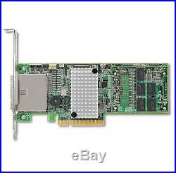 LSI LSI00284 9285-8e 8Port 6Gb/s SAS/SATA PCI Express RAID Controller Card