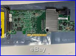 LSI LSI00415 MegaRAID SAS 9361-4i 4-Pt 12Gb/s SAS+SATA PCI-E 3.0 RAID Controller