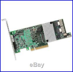 LSI Logic MegaRAID 9271-8i 6Gb/s SATA/SAS Raid controller PCI-E 3.0 1GB cache