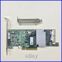 LSI Logic MegaRAID 9271-8i PCI-E 3.0 1GB cache 6Gb/s SATA/SAS Raid Card/BBU09
