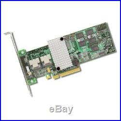 LSI Logic SAS9260-8I Sgl Raid 8PORT Int 6GB Sas/sata Pcie 2.0 512MB