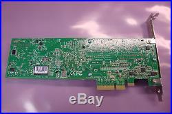 LSI MEGARAID MR SAS RAID CONTROLLER CARD 8708ELP WithBATTERY 8-PORT SAS SATA PCI-e