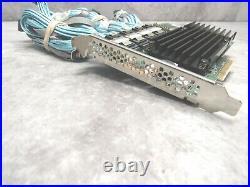 LSI MR SAS 9260-16i 16-Port SAS SATA RAID PCI-E Controller Card + Cables