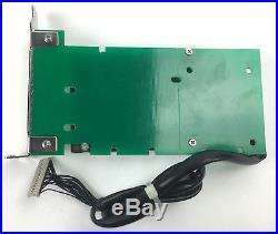 LSI MR SAS 9265-8i 6GB/s PCI-E SAS/SATA RAID CONTROLLER with BATTERY MOD #8307