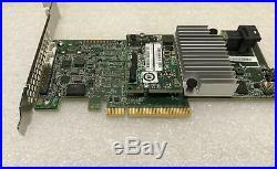 LSI MR SAS 9361-4i 12Gb/s PCI-E SATA+SAS RAID Controller 03-25420-02D