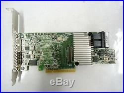 LSI MR SAS 9361-8i 03-25420-11 12Gbps SATA 1GB Cache PCIe 3.0 RAID Controller