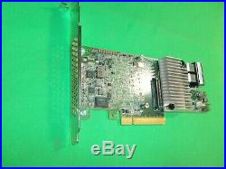 LSI MR SAS 9361-8i MegaRAID 12Gb/s PCI-E 3.0 SATA + SAS RAID 0/1 CARD