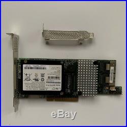 LSI MegaRAID 9266-8i PCI-E 6G SAS SATA RAID Controller Card 6Gbps with BBU09