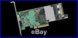 LSI MegaRAID 9266-8i PCI-E 6G SAS SATA RAID Controller Card New Bulk 6Gbps 6Gb/s