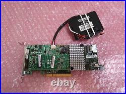 LSI MegaRAID 9271-4i 4 Port 6G SAS SATA RAID Card 1GB Cache CacheVault LSICVM01