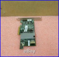 LSI MegaRAID 9271-4i 6 Gbs PCIe SATA SAS RAID Controller Card Adapter L3-25413