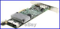 LSI MegaRAID 9271-8i 8-Port PCIe 3.0 6Gb/s SATA+SAS RAID Controller 6G LSI00330