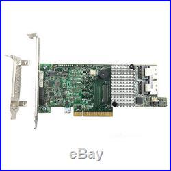 LSI MegaRAID 9271-8i PCI-E 3 0 8-Port 6Gbps SATA/SAS Raid