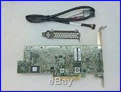 LSI MegaRAID 9361-8i 1GB RAID PCI-E Controller 12gb/s SAS/SATA LSI 3108