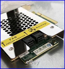 LSI MegaRAID 9361-8i 1gb RAID PCI-E 12gb/s SAS/SATA LSI 3108 with Catch RAM