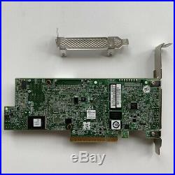 LSI MegaRAID 9361-8i RAID Controller 12gb/s Sas Serial Ata/600 PCI-E LSI 3108