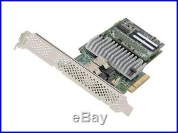 LSI MegaRAID LSI00326 (9270-8i) PCI-Express 3.0x8 Low Profile SATA/SAS RAID Card