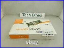 LSI MegaRAID LSI00328 9271-4i PCI-Express x8 SATA/SAS RAID Controller Card ZZ