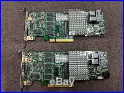 LSI MegaRAID MR SAS 9361-8i 12Gbps PCI Express SAS SATA RAID Controller