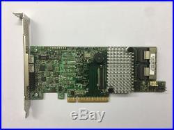 LSI MegaRAID PCI-e 3.0 x8 1GB SATA SAS RAID Controller SAS 9271-8i US seller