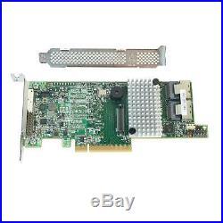 LSI MegaRAID SAS 9271-8i 8-Port 6Gb/s SATA/SAS 1GB PCI-E 3.0 RAID Controller
