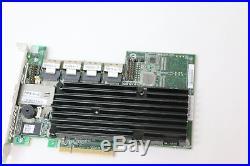 LSI MegaRAID SAS 9280-16i4e SATA/SAS RAID Controller 6 GB/s PCIe 2.0 x8 5 x SFF
