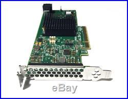 LSI MegaRAID SAS 9341-4i 12Gb/s 4-Port SAS / SATA PCI-E RAID Controller Card
