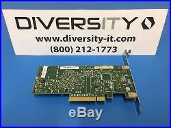 LSI MegaRAID SAS 9341-4i H3-25486 12Gb/s 4-Port SAS SATA PCI-E RAID Card