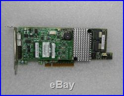 LSI MegaRAID SAS9271-8i 8-Port SATA/SAS PCI-e LP RAID Controller with Cache