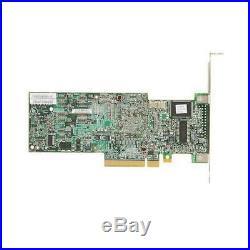 LSI MegaRAID SATA / SAS 9260-4i 6Gb/s PCIe 2.0 RAID Controller Card Low Profile