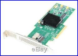 LSI MegaRaid 4 Port SAS / SATA RAID Controller PCI-E 9240-4i