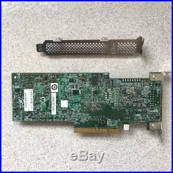 LSI MegaRaid 9270-8i 1GB SAS SATA RAID PCIe 3.0 6Gbps=9271-8i with bbu09