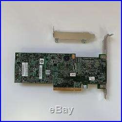 LSI MegaRaid 9270CV-8i 1GB Cache SAS SATA RAID PCIe 3.0 6Gbps + 2PCS 8087 SATA