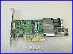 LSI MegaRaid 9361-8i 12Gb/s SATA+SAS 8-Port PCI-E RAID Controller