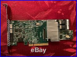 LSI MegaRaid MR 9361-8i 12Gbps 1GB Cache PCIe 3.0 RAID, SAS & SATA Cables