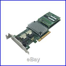LSI Megaraid 9270-8i 1GB No BBU 8Port PCIe 3.0 6Gb/s SATA+SAS LP RAID Card USA